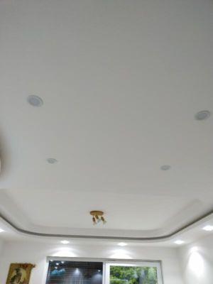 Lesklé translucidní napínané stropy 2