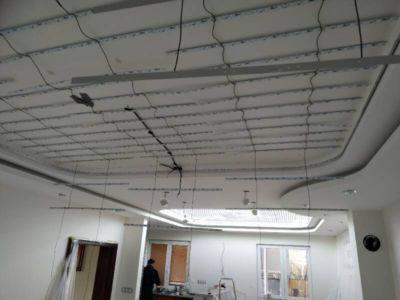 Lesklé translucidní napínané stropy 6