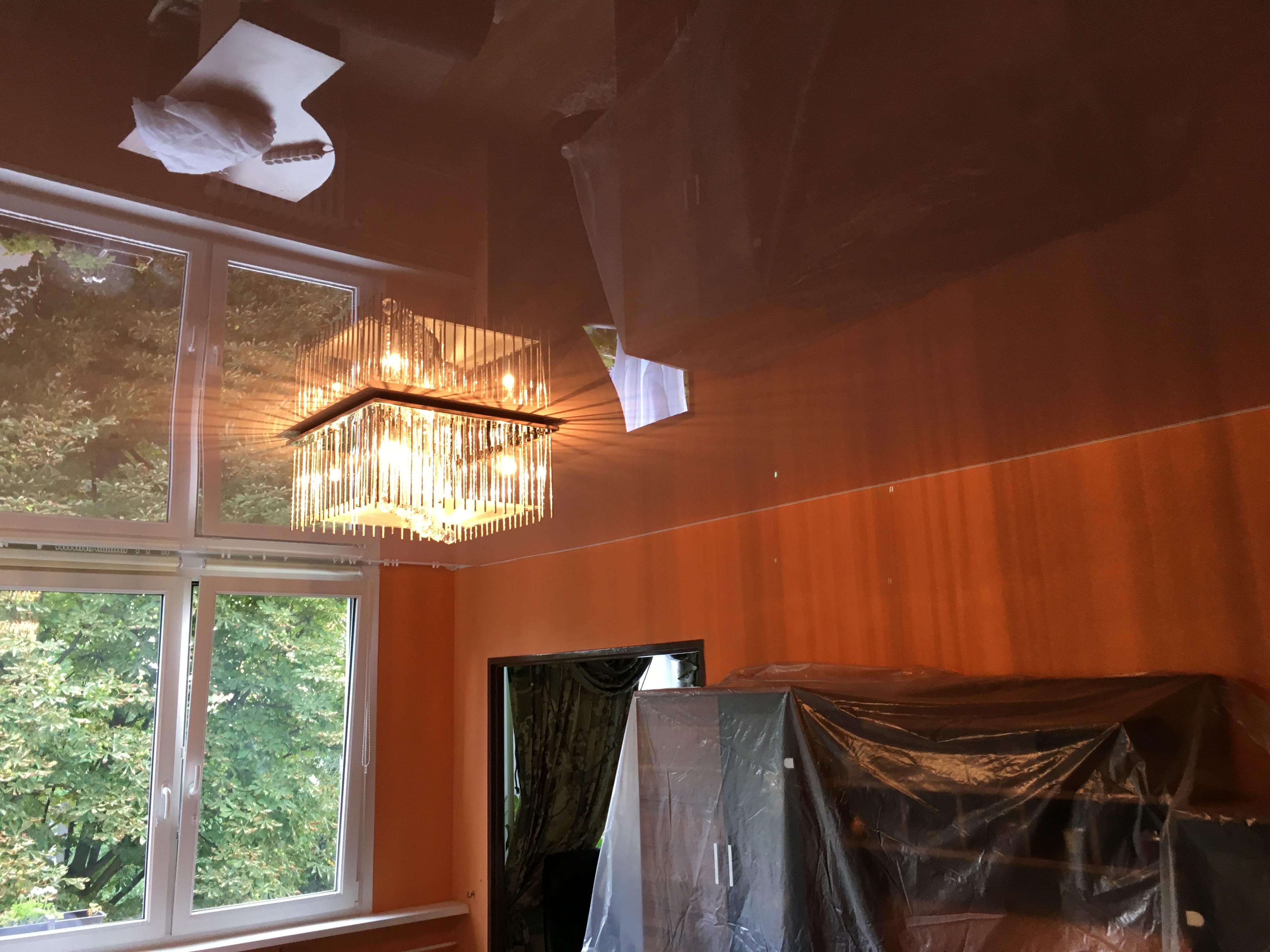 Luxusní povrchové úpravy stropů
