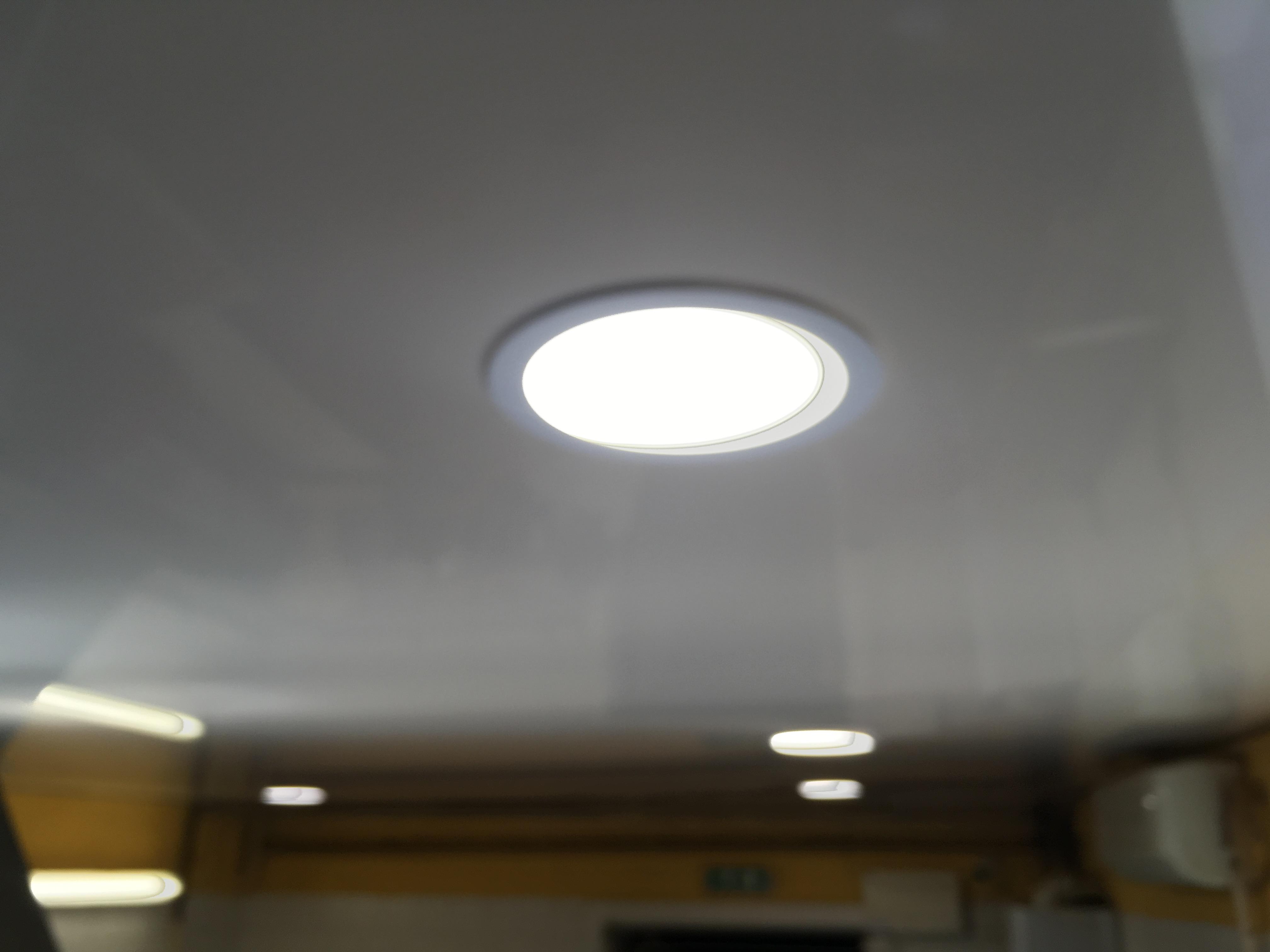 Bodovky do napínaného stropu