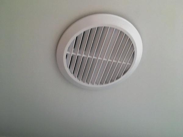 Ventilační mřížka